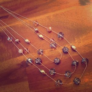 Necklace and earring set, Sophia & Kate