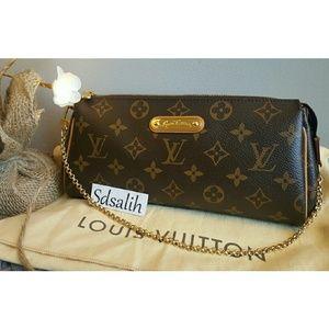 Louis Vuitton Handbags - 🌟SOLD🌟 Authentic Louis Vuitton Eva