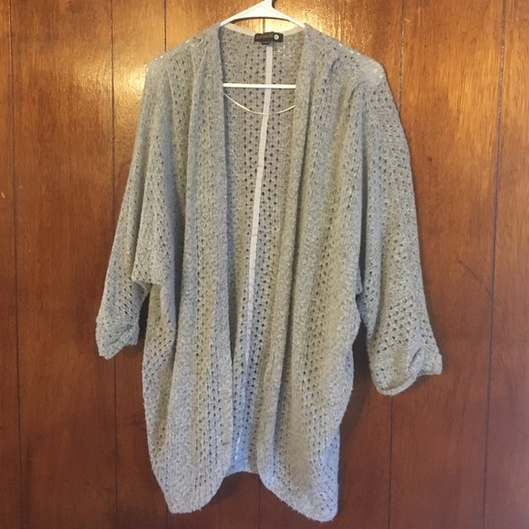68% off Sweaters - Cotton On Open Knit Cardigan from Alyson's ...