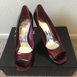 BCBGeneration Shoes - BCB Generation open-toed pumps