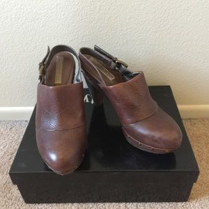 Banana Republic Shoes - Banana Republic mules