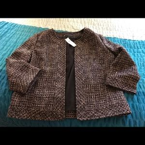 Banana Republic Jackets & Blazers - Banana Republic tweed jacket