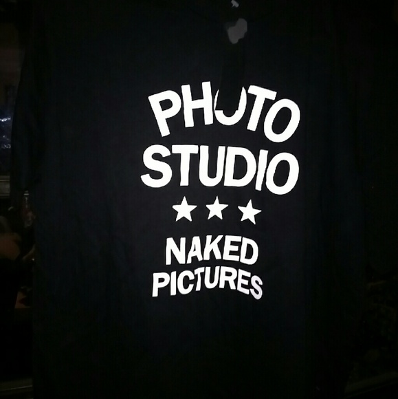 Photo studio naked pictures t shirt apologise, but