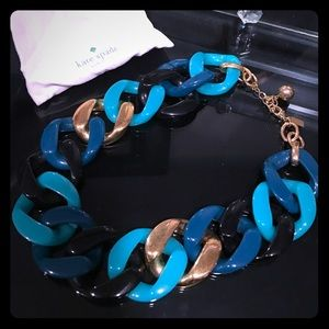 Kate Spade chunky link necklace ♠️