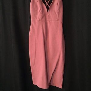 Dresses & Skirts - Sexy soft pink dress