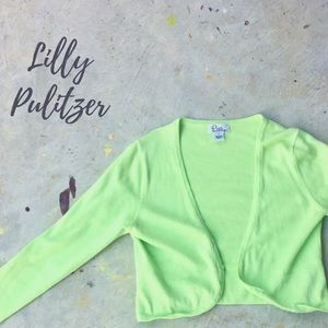 Lilly Pulitzer Sweaters - Accepting 1st  offer 🇺🇸Lilly Pulitzer Lime Green