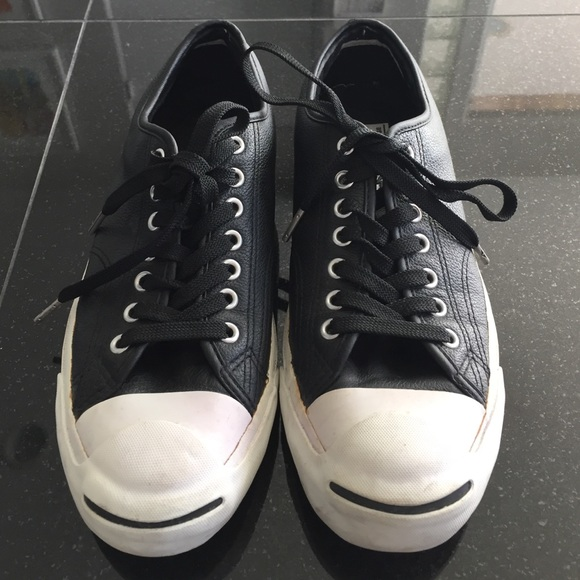 fc6e5fdab48b Converse Other - Converse leather shoes special edition