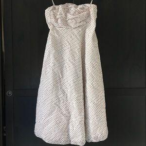 J Crew dot dress