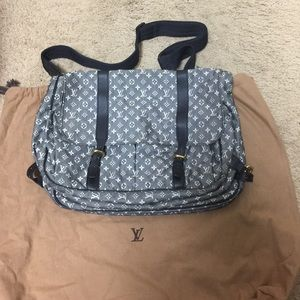 louis vuitton bags baby bags on poshmark. Black Bedroom Furniture Sets. Home Design Ideas