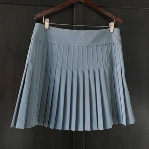 DKNY pleated skirt