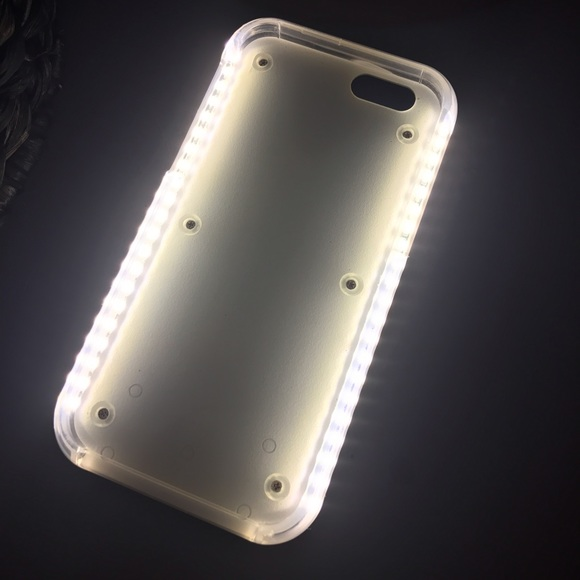 best sneakers 88b7b 6f799 Lumee light up iPhone 6 phone case white