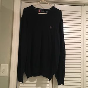 Chaps Other - Men's navy blue sweater