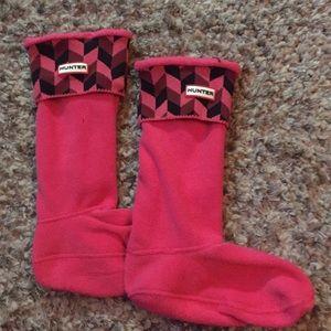 Hunter Shoes - Hunter Boot Socks Size M