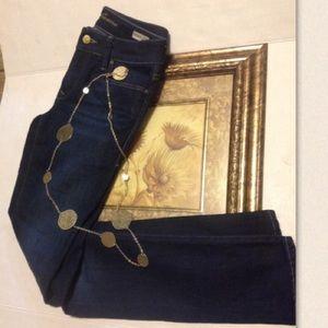 Mavi Denim - Mavi super skinny mid- rise Adrianna jeans