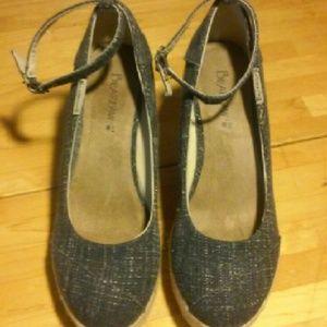 BearPaw Shoes - BearPaw Espidrille Wedges