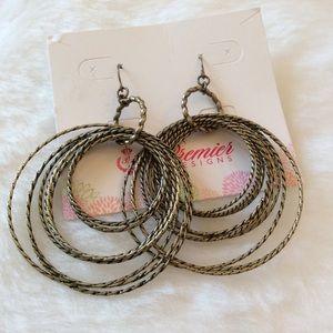 Premier Designs Jewelry - PREMIER DESIGN • hook it up earrings