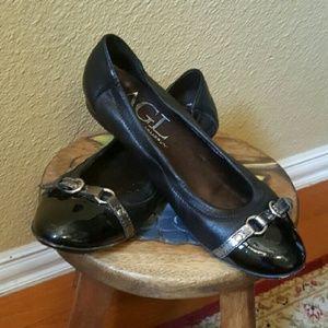 10.Deep Shoes - Attilio Giusti Leombruni Flat (AGL)