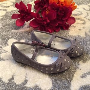 Chatties Other - Silver Hearts shoes