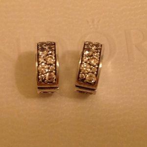 Pandora Shining Elegance Clips