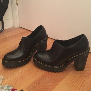 Dr. Martens Shoes - Dr Martens heels