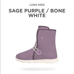 NATIVE YOUTH Other - Native shoes Luna boot purple and white