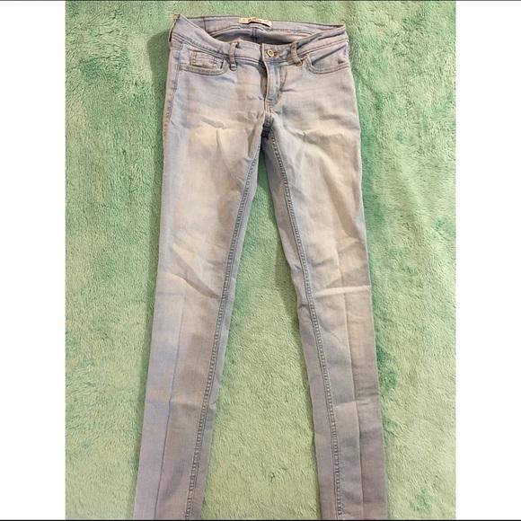 Hollister Jeans - Hollister Skinny Jeans