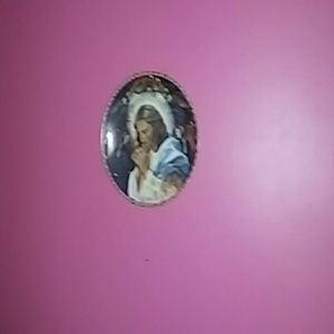 Other - Jesus wall hanging plate
