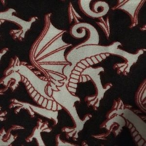 LuLaRoe Dragon Leggings