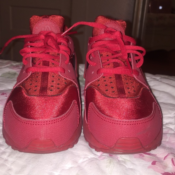 32e08c87487d Nike Huarache Run University Triple Red October.  M 58292682f0137d41c5096ea1. Other Shoes you may like. Nike Internationalist  Sneakers