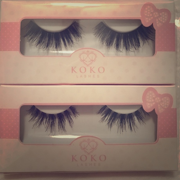 fc4c82e9c11 koko lashes Other - Koko lashes - Queen B and Misha