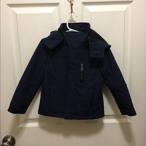 Urban Republic Other - Urban Republic 4 Toddler Navy Blue Hooded Jacket