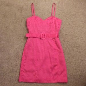 NWT H&M Pink Sweetheart Dress