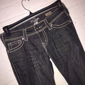 Women's Silver Jeans Mckenzie Slim Bootcut on Poshmark