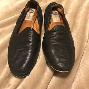 Lanvin Shoes - Lanvin Black Loafer Slippers 37 7 $725 with box