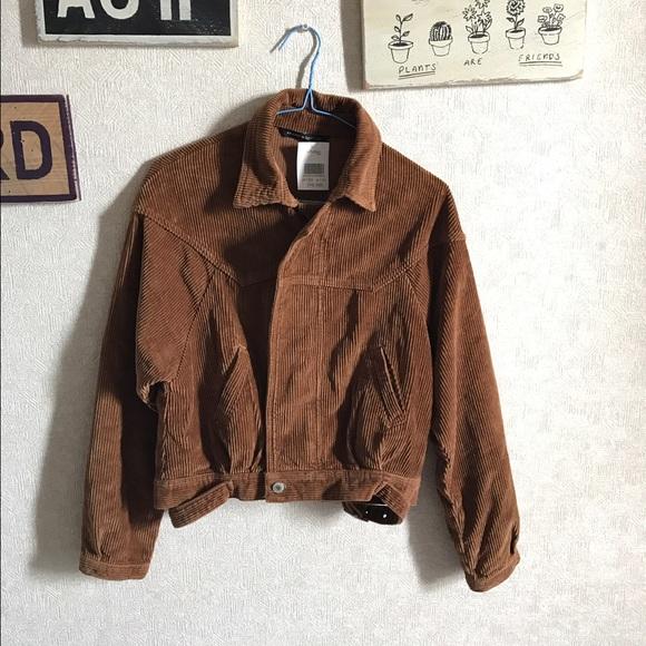 5b852a032e8 Brandy Melville Jackets & Blazers - NWT Brandy Melville Isabelle corduroy  jacket