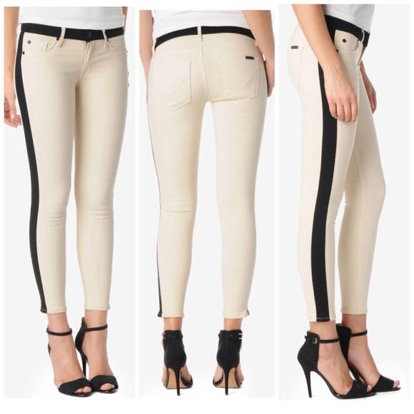 7470b1de6ed Hudson Jeans Jeans | Hudson Tuxedo Stripe Skinny | Poshmark