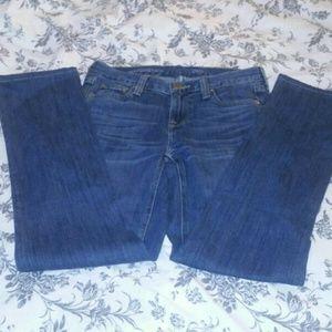 J.Crew Matchstick Skinny Jeans