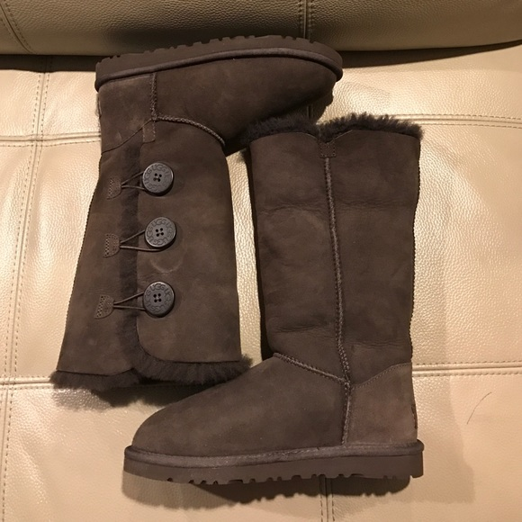 dd4695d69a8 sweden ugg bailey 3 button boots sale 5050 d418c 625ce