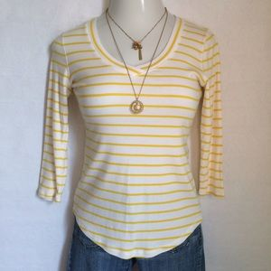 Banana Republic Tops - Banana Republic striped top