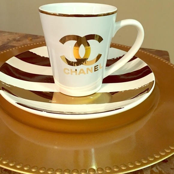 b08ae689508 Accessories | Chanel Coffee Mug | Poshmark