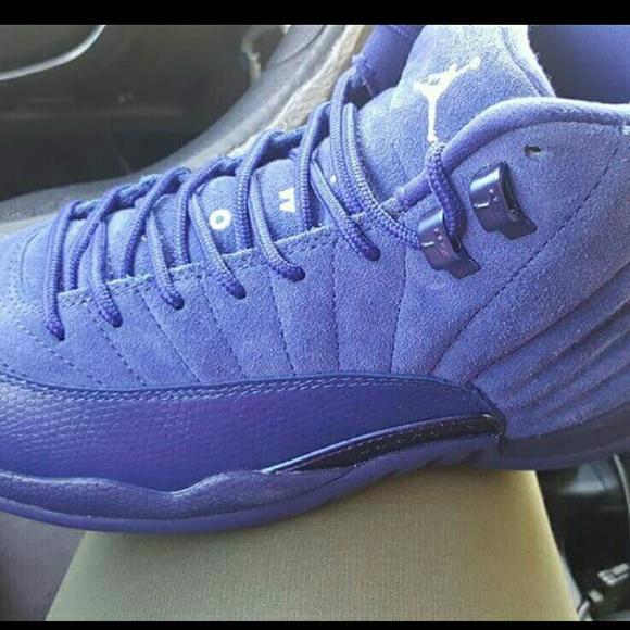 wholesale dealer 237d1 9e481 Jordan 12s royal blue NWT