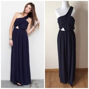 NWT Keepsake Missing Link Maxi Dress