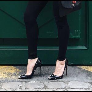 Louboutin Spiked Heels