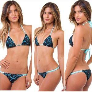 Ipanema Other - Ipanema Blue Lace bikini NWOT