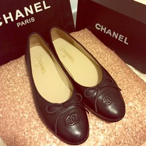 CHANEL Shoes - Chanel-esque flats
