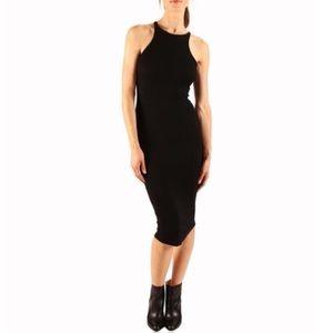 Atid Clothing Dresses & Skirts - Grab One FAST ! Black racer back Midi 💕L S