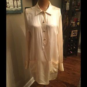  AUTHENTIC vintage Chanel dress/blouse