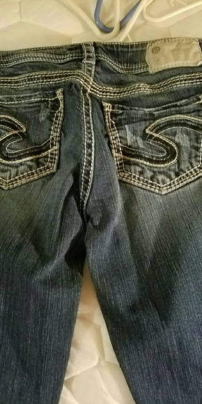 74% off Silver Jeans Denim - Silver jeans size 28/33 from Lisa's ...