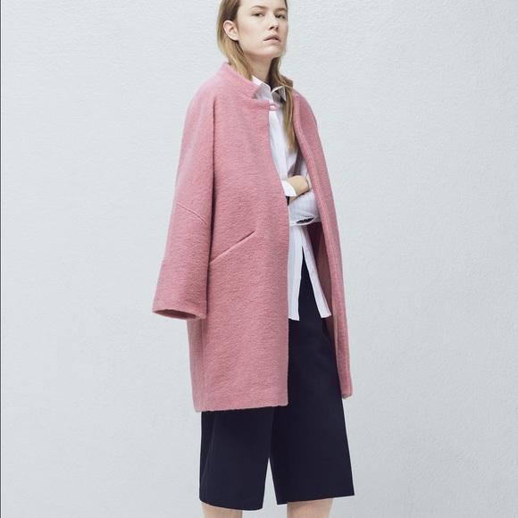 38% off Mango Jackets & Blazers - Mango oversize wool coat. from ...