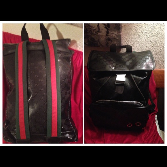 e933cdfce8c0b1 Gucci Bags | Super Rare 500 Backpack Limited Edition | Poshmark